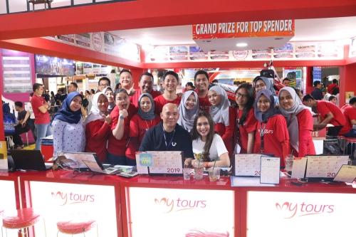 Garuda Travel Fair 2018