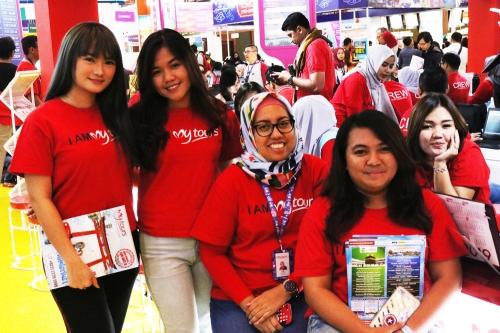 Kompas Travel fair 2018