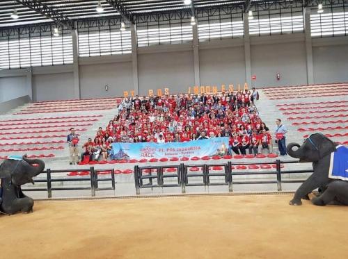 PT POS INDONESIA AMAZING AGENT RACE