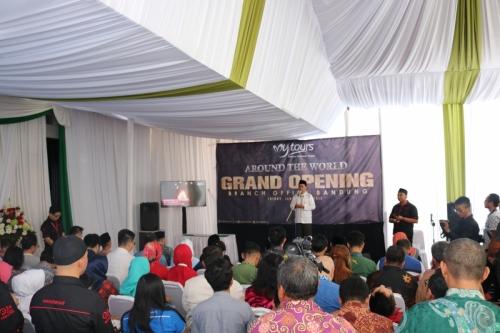 Pembukaan Kantor Cabang Bandung