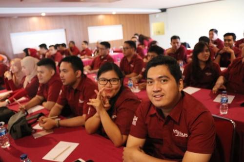 Team Work & Leadership 2018