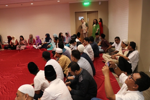 Buka Puasa Bersama Ramadhan 2018