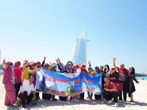 5d Dubai - Abu Dhabi