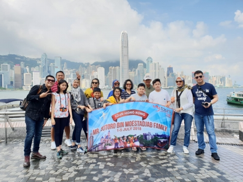 5D4N Private Tour Hong Kong