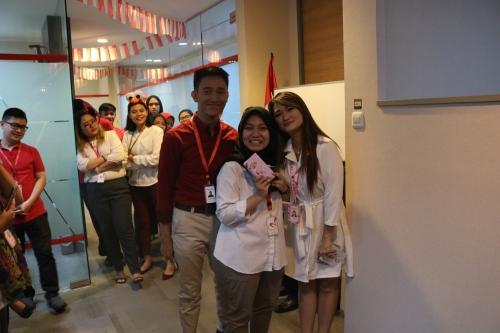 Perayaan Hari Ulang Tahun Republik Indonesia yang ke 72