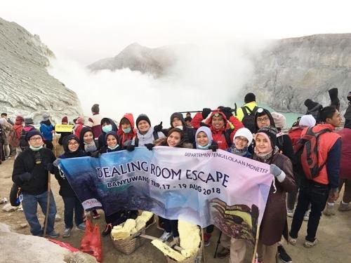 DEALING ROOM ESCAPE DPM - Bank Indonesia