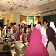 Buka Puasa Bersama Ramadhan 1439H / 2018